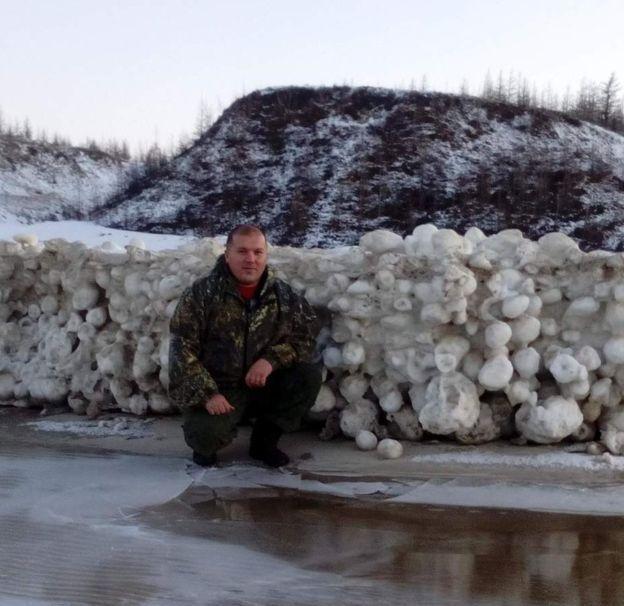 俄罗斯突现神秘大雪球,外国的专家道出其中奥秘(2)
