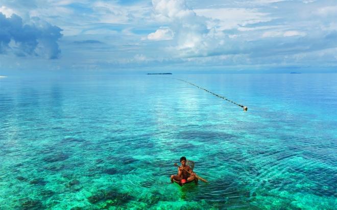风景图集:马来西亚绝美海景风景(1)