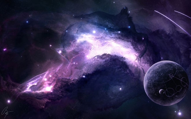 你若不抬起头仰望,怎知无尽星空的宽广?(1)