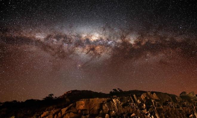 你若不抬起头仰望,怎知无尽星空的宽广?(2)