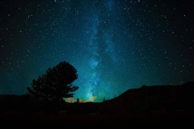 你若不抬起头仰望,怎知无尽星空的宽广?(3)