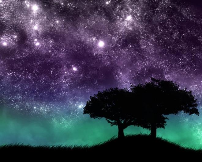 你若不抬起头仰望,怎知无尽星空的宽广?(4)