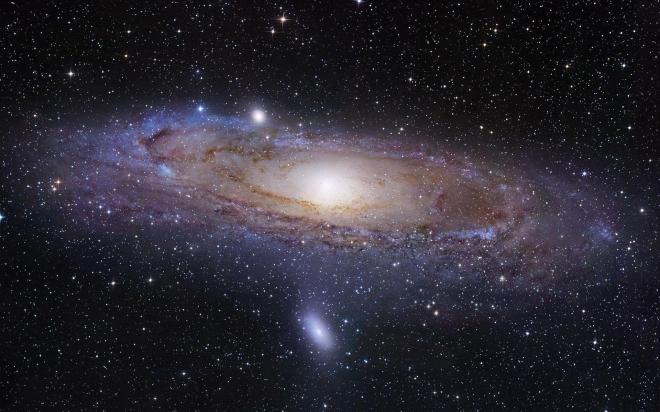 你若不抬起头仰望,怎知无尽星空的宽广?(5)