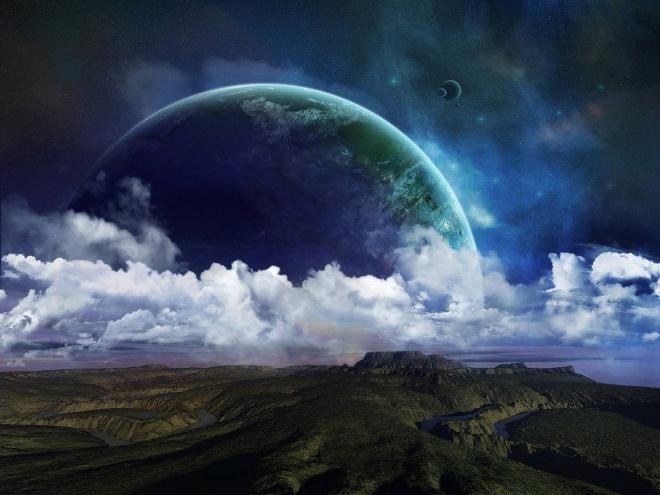 你若不抬起头仰望,怎知无尽星空的宽广?(6)