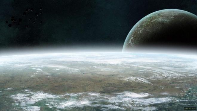 你若不抬起头仰望,怎知无尽星空的宽广?(7)