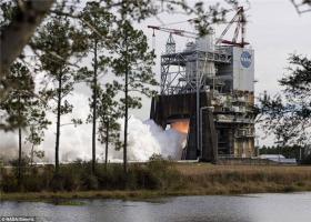 NASA最大火箭关键组件实现突破,有望2030年飞往火星