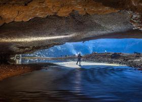 大自然的鬼斧神工——世界最大洞窟越南韩松洞