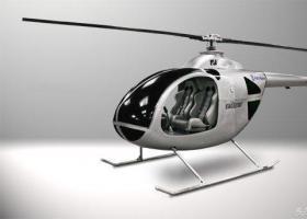 世界上最小的直升机,售价相当于一辆汽车